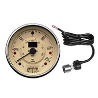 Speedometer, Electronic, Center Binnacle