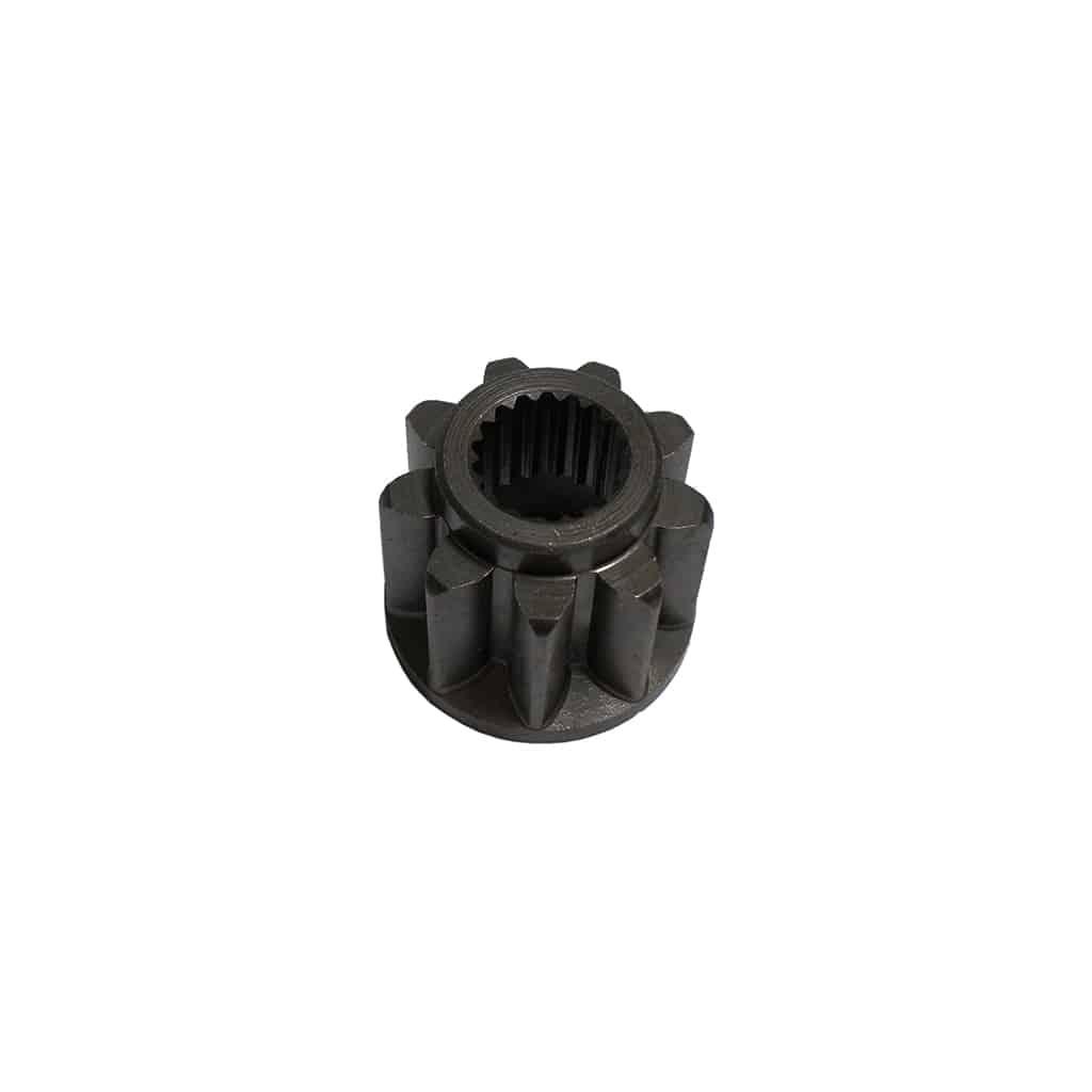 Starter Pinion, Adapts Pre-Engage Starter to Early Ring Gear