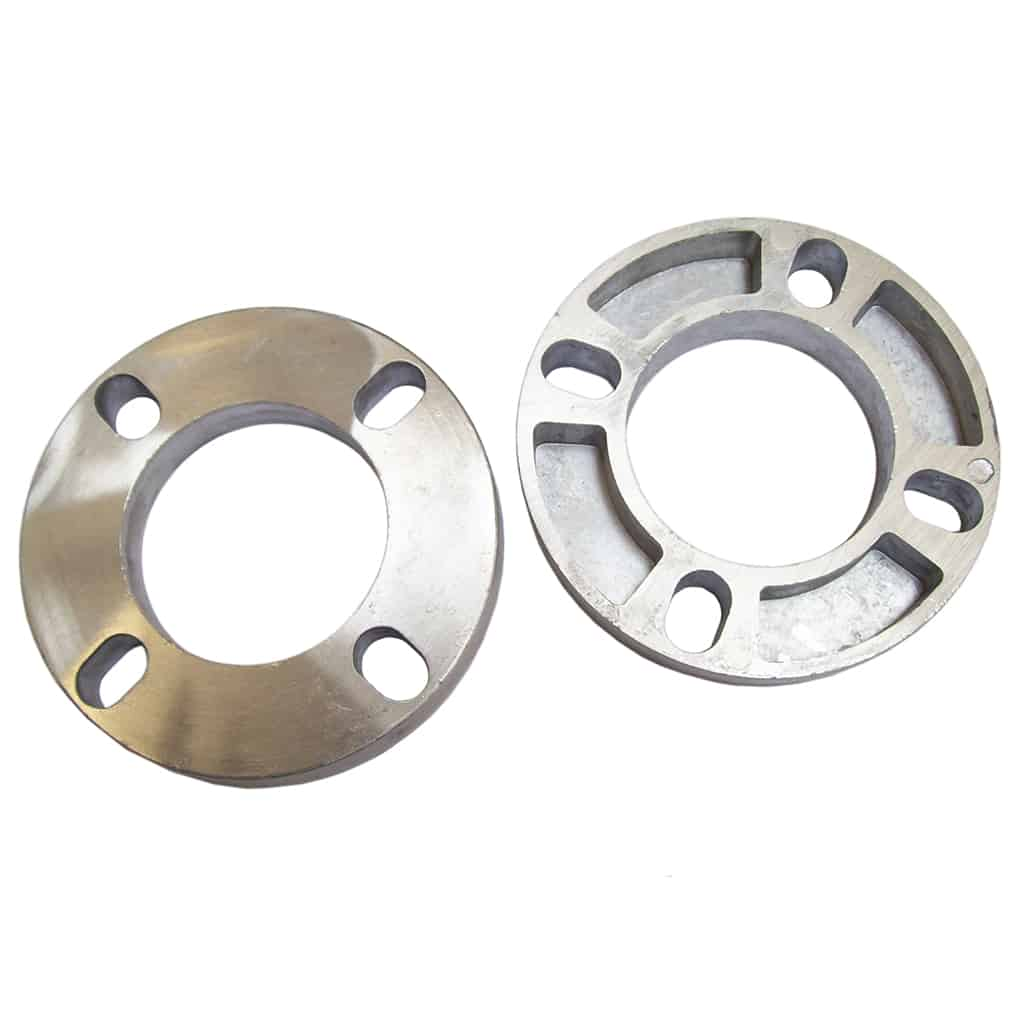"Wheel Spacers, 3/8"", Pair"