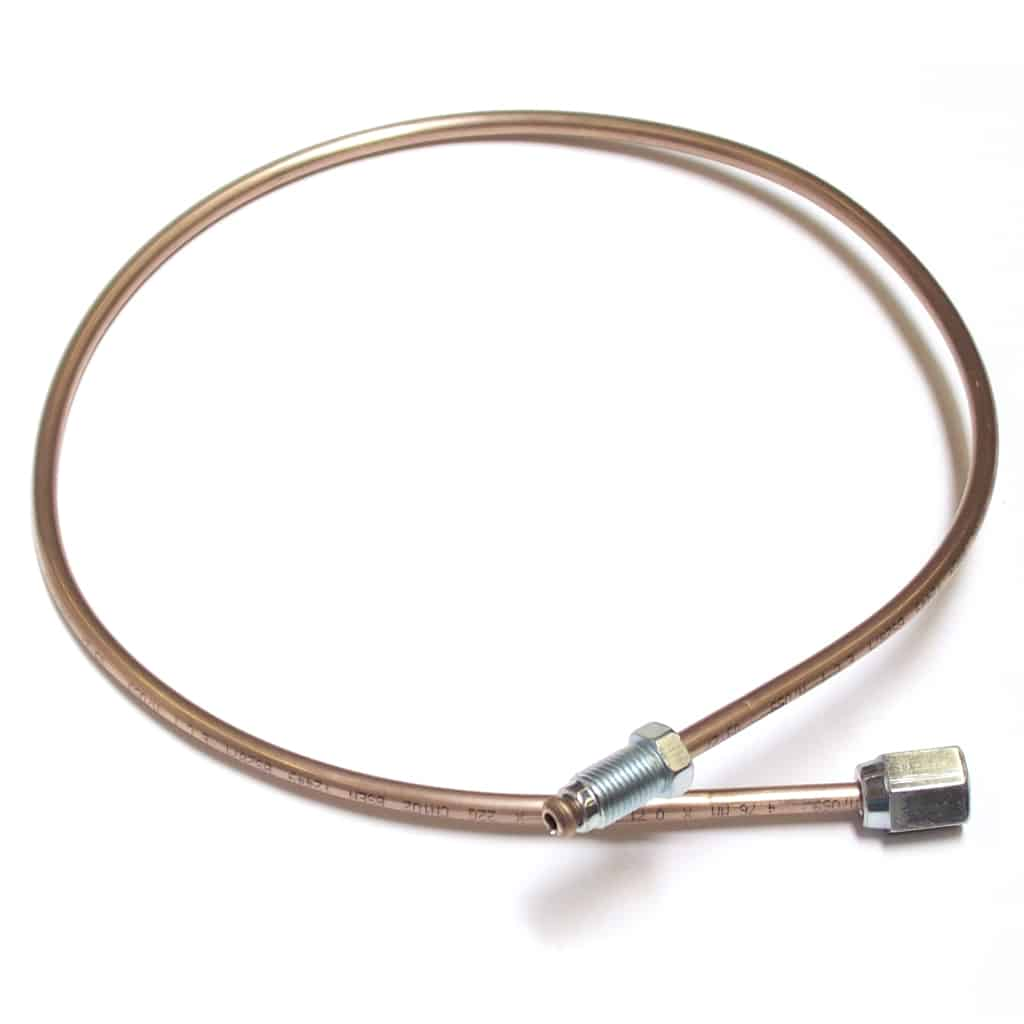 Brake Pipe, Proportioning Valve to Left Rear Hose, Dry