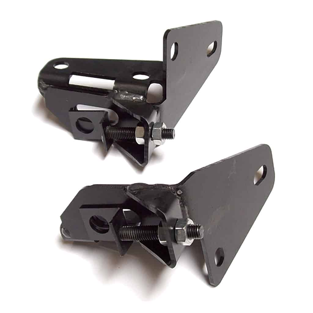 Adjustable Rear Camber Bracket Set