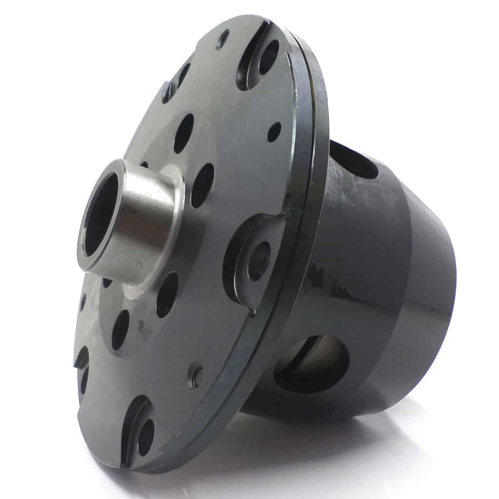 Limited Slip Differential, Evolution