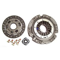 Clutch Kit, Verto, 180mm disc, 1982-1990