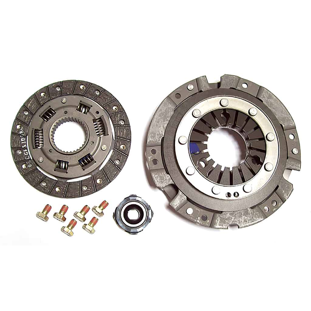 Clutch Kit, Verto, 180mm disc, 1982-1990, Aftermarket