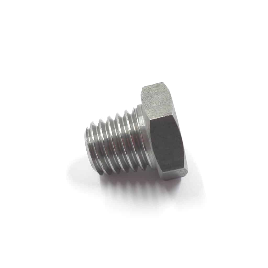 Oil Drain Plug, Self Tapping Oversized