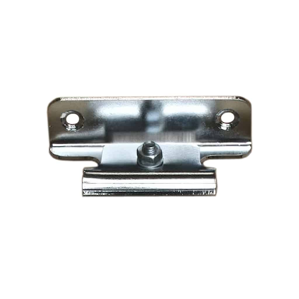 Sun Visor Center Mount Bracket, Chrome, Early