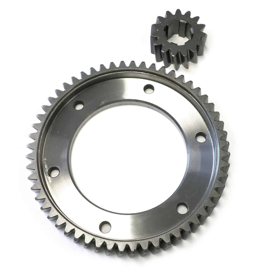 Final Drive Gear Set, 3.7 STD/LSD