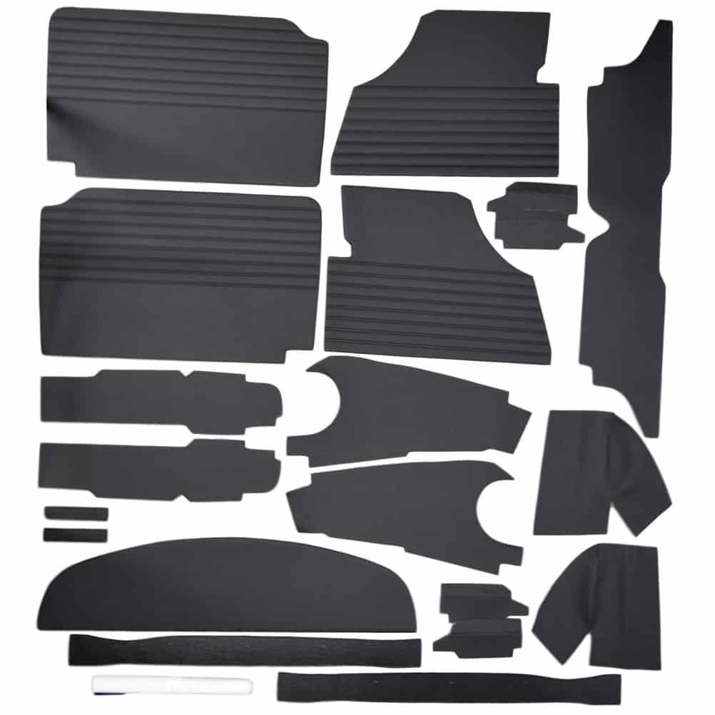 Interior Panel Kit, Mk1 / Mk2, 1959-1970