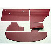 9-Piece Trim Panel Kit, Monte Carlo, 1970-2000