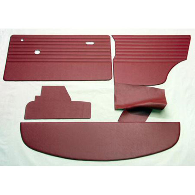 9-Piece Trim Panel Kit, Monte Carlo, 1970-2000
