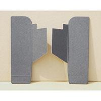 Rear Pocket Liners, Pair, 1973-1996