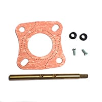 Throttle Shaft Kit, HIF38