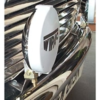 Fog Lamp Set, Wipac, w/ covers