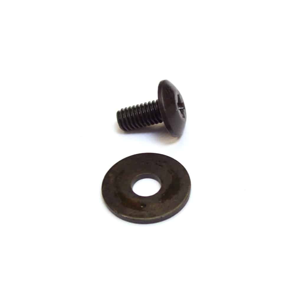Flanged Screw for Roll-Up Window Crank
