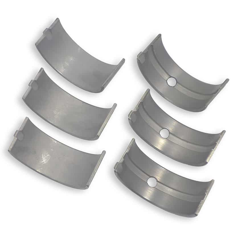 Main Bearing Set, 1275/1300 A+, road engines
