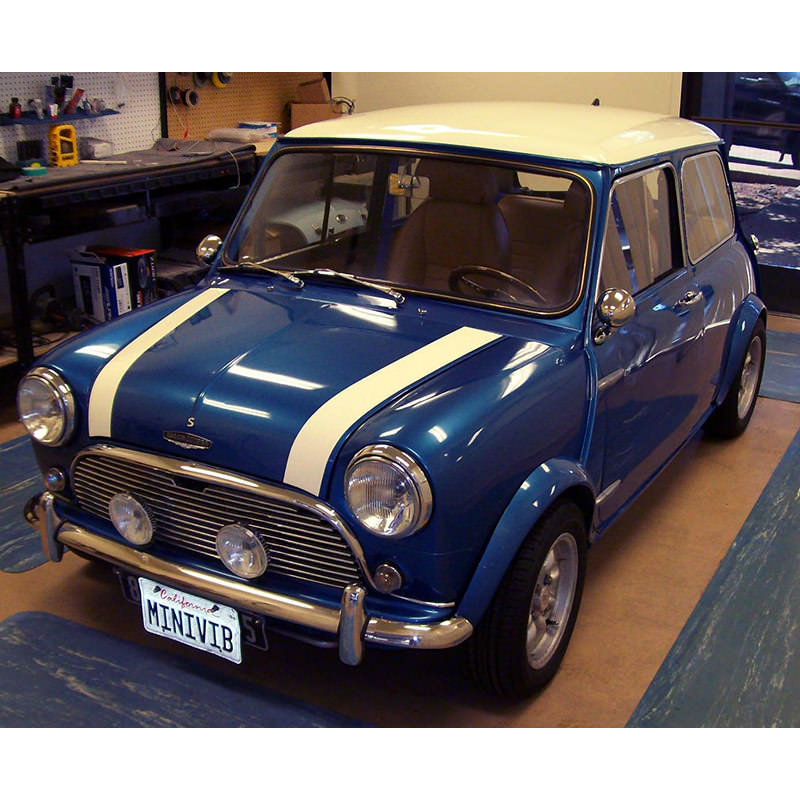 1963 Austin Cooper Daily Driver For Sale (Blue '63)