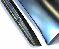 Bonnet Lip, Aftermarket (SBO0363) ALA6664 MS3 0801258 Mini Cooper Mini cooper S MkII mk2 Parts accessories, Bonnet Lip, Aftermarket (SBO0363)