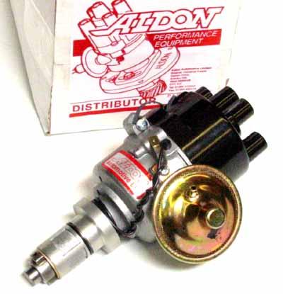 Distributor, Aldon Yellow A+ Vacuum Advance (C-27H7767) - C-27H7767