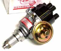 Distributor, Aldon Yellow A+ Vacuum Advance (C-27H7767) 100AYPV A+ C-27H7767, Distributor, Aldon Yellow A+ Vacuum Advance (C-27H7767)
