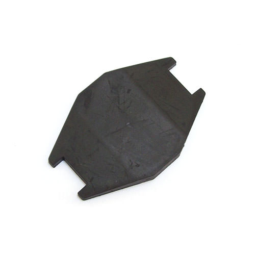 Rubber Pad, Wiper Motor Mounting, 1968-on