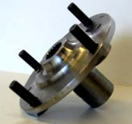 Drive Flange, drum brakes, 1961-on (21A0231E) 21A231, Drive Flange, drum brakes, 1961-on (21A0231E)
