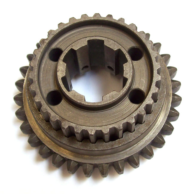 First Gear Slider Assembly, Cone Synchro