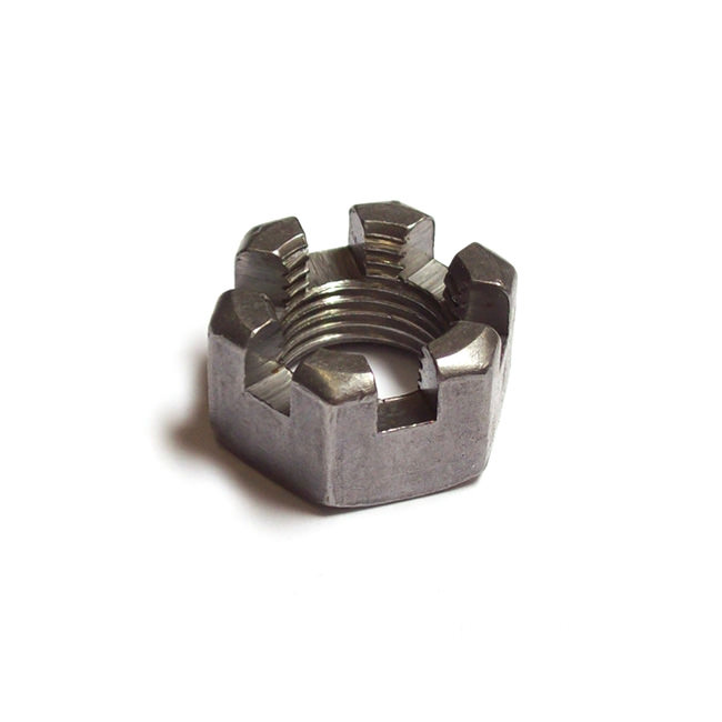 Nut, differential yoke