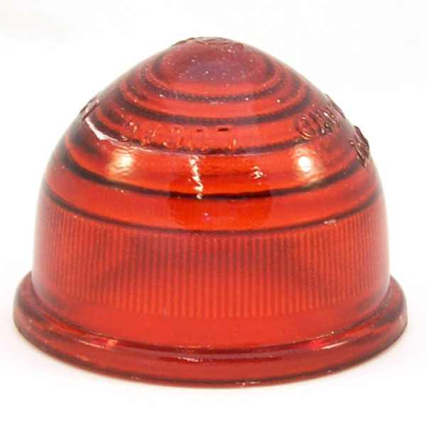 Lens, Front Indicator, Beehive, Amber