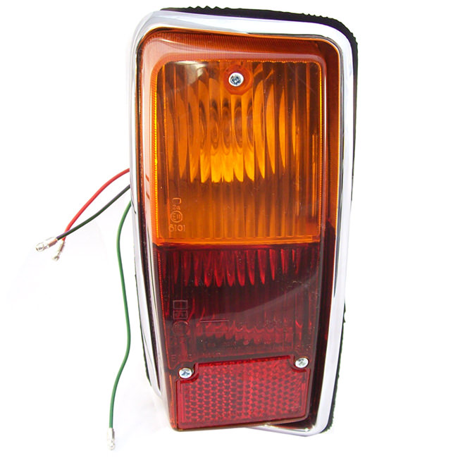 Tail Lamp, Mk2, Left Hand