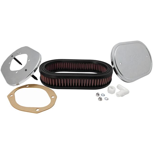 Air Filter, Weber 32/36 K&N Downdraft (56-1010)