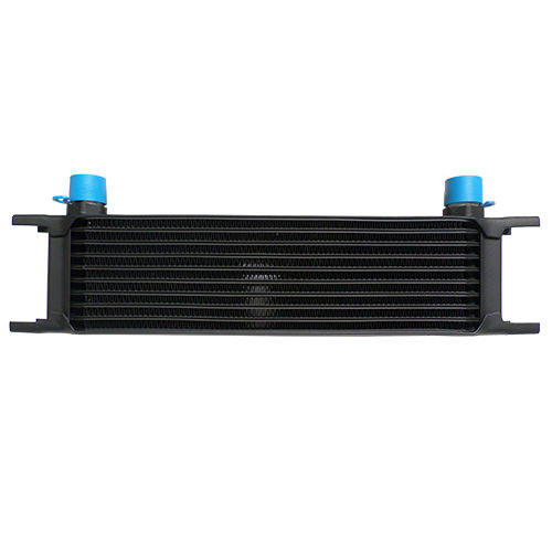 Oil Cooler, AN Fittings 10-Row