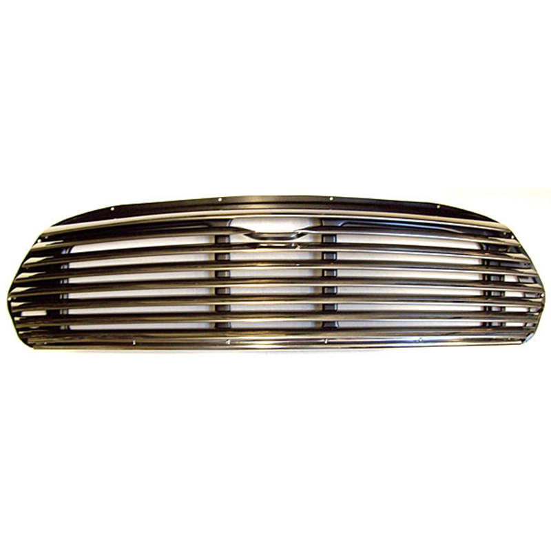 Grille, Mk2-on, stainless
