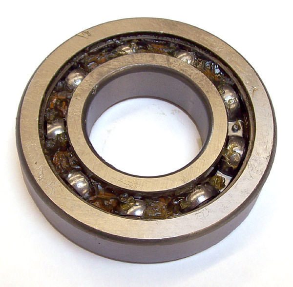 Bearing, differential carrier