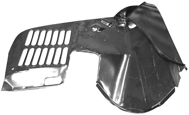 ALA6279 - Inner Fender Panel, MK3-4, LH, Heritage