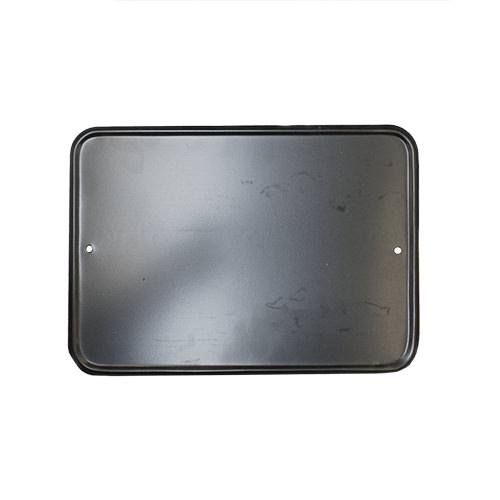 License Plate Mounting, Rear, Moke (ALA7189)