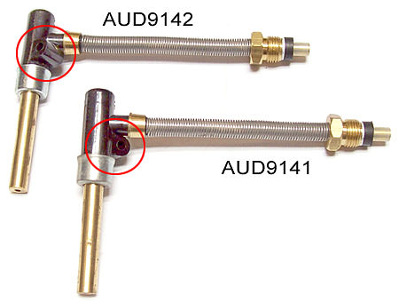 AUD9141, compared to AUD9142