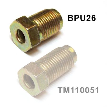 BPU26, compared to TM110051
