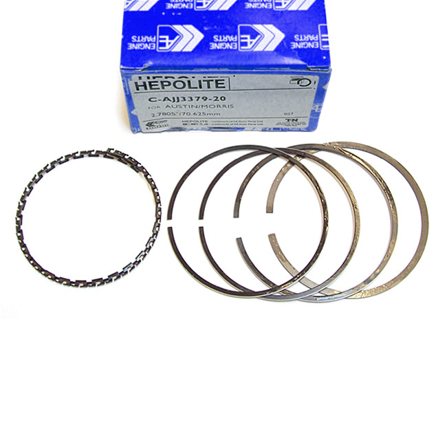 Piston Ring Set, Mega/Omega pistons