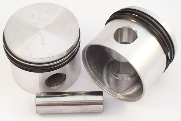 Piston, 1275cc, AE Mega, Flat Top