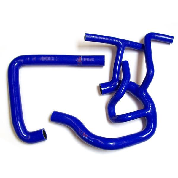 Radiator Hose Kit, MPi, Blue Silicone