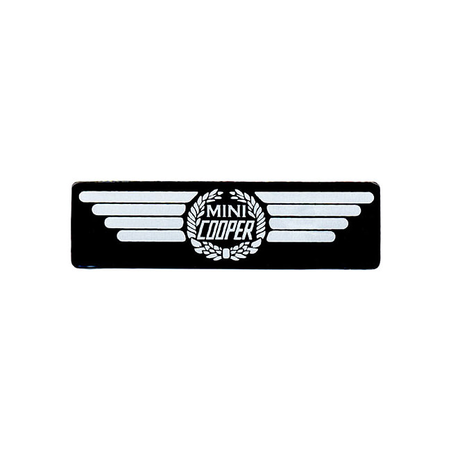 Decal, Rocker Cover, Mini Wings