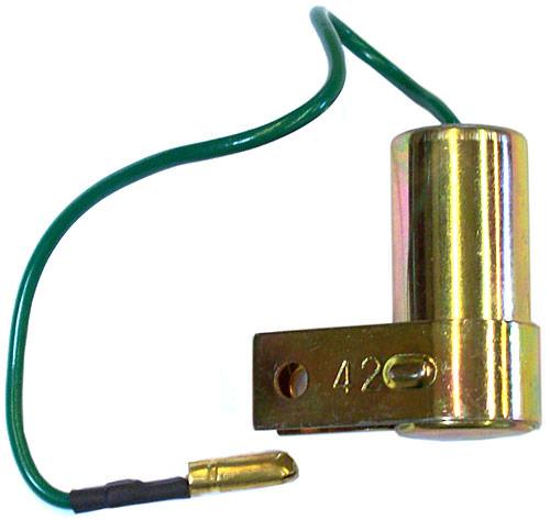 Condenser, Ducellier distributor