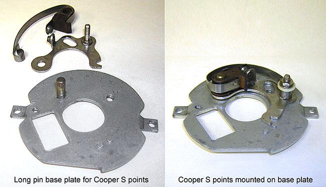 Points, Cooper S (DSB109) - DSB109
