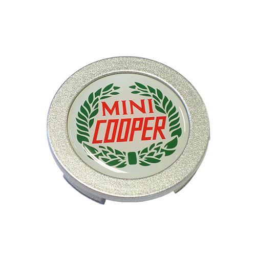 "Wheel Center Cap, Rover Minilite, ""Mini Cooper"""