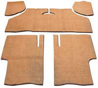 Soundproof Kit, Undercarpet Felt
