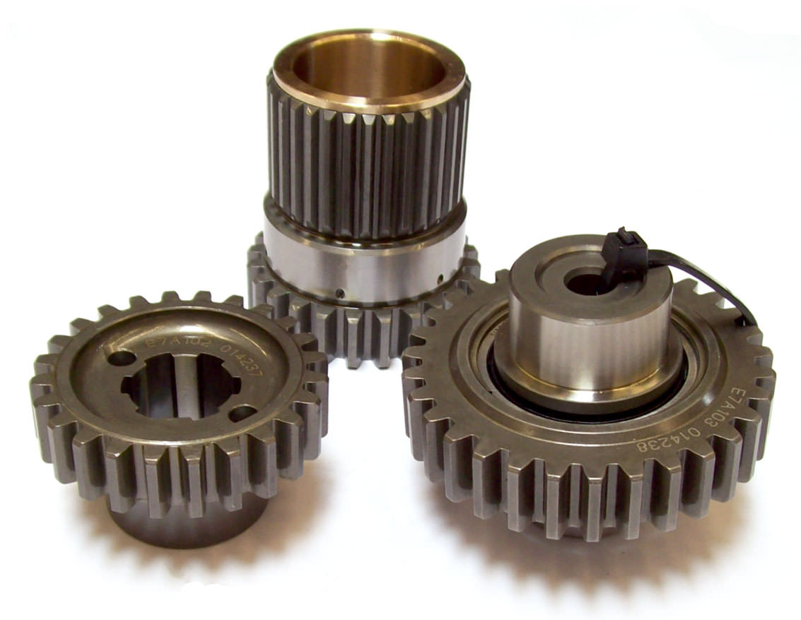 Straight-cut Roller Drop Gear Set, 1.04:1, A+, Swiftune