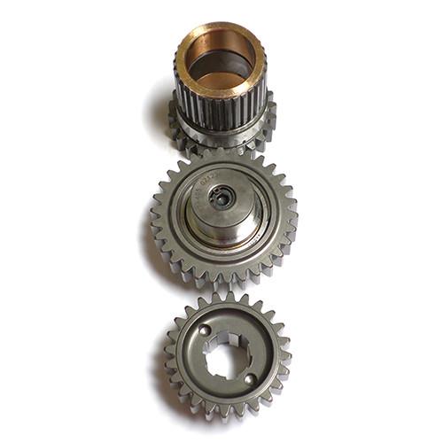 Straight-Cut Roller Drop Gear Set, 1.00:1, A+, Swiftune