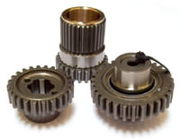 Straight-cut Roller Drop Gear Set, 1.00:1, pre-A+, Swiftune (FOR101) - FOR101