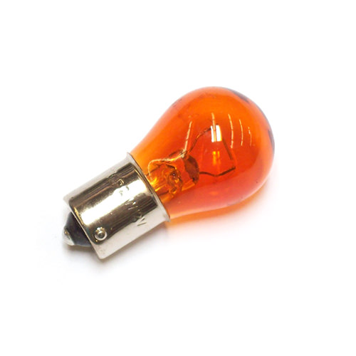 Bulb, Single Element, Amber