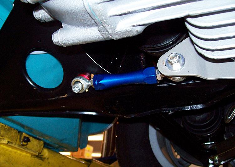 KAD Adjustable Lower Engine Steady Kit (KAD1011370) - KAD1011370